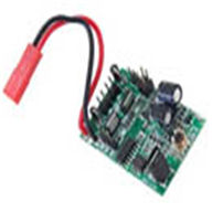 GT Model 9011-022 PCB receiver board,G.T. model QS9011 rc helicoptero parts