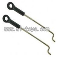 GT-9016-parts-09 Servo Pull Rod(2pcs),QS9016 toys G.T. model 9016 rc helicoptero parts