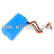 GT-9018-parts-11 Li-Polymer Battery,G.T. model 9018 rc helicoptero parts QS9018 toys