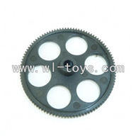 GT-9018-parts-18 Main gear,G.T. model 9018 rc helicoptero parts QS9018 toys