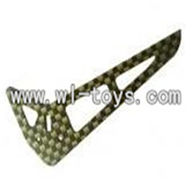 GT-9018-parts-24 Vertical wing,G.T. model 9018 rc helicoptero parts QS9018 toys