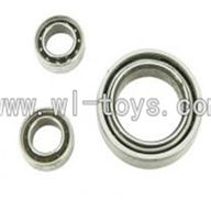 GT-9018-parts-35 Bearing(3pcs-2x small+1x big),G.T. model 9018 rc helicoptero parts QS9018 toys
