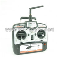 GT-9018-parts-36 Transmitter 2.4GHZ,G.T. model 9018 rc helicoptero parts QS9018 toys