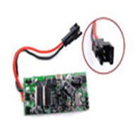 GT Model QS8004 Parts -23 PCB Receiver Board,G.T. model 8004 rc helicoptero parts