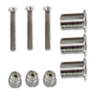 GT Model QS8004 Parts --25 Screw set for blade,G.T. model 8004 rc helicoptero parts