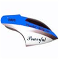 GT Model QS 8005 Parts-01 Head cover(blue,G.T. model 8005 rc helicoptero parts