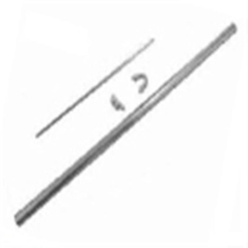 GT Model QS8005 parts-28 Body Aluminum Pipe one small one and one big one,G.T. model 8005 rc helicoptero parts