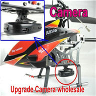 Upgrade Camera unit-Upgrade parts for rc helicopter