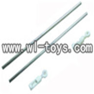 double horse DH 9098 RC helicopter parts-17 Decoration stick