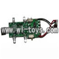 DH 9098 double horse RC helicopter parts-19 PCB Board Receiver