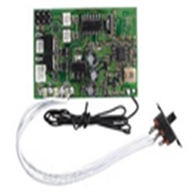 double horse DH 9100 rc helicopter parts-20 Controller Equipement(PCB Receiving board)