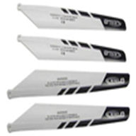 double horse DH 9101 rc helicopter parts-04 main rotor blade A & B