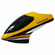 double horse DH 9101 rc helicopter parts shuangma 9101 parts-28 head cover(Yellow)