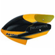 double horse 9103 parts-22 Head Cover(yellow),shuangma DH 9102 rc helicopter parts