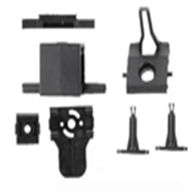 double horse 9104 parts-17 Nose tail tube fixed,shuangma DH 9104 rc helicopter parts