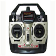 double horse 9104 parts-30 Remote Controller,shuangma DH 9104 rc helicopter parts