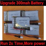 Wltoys V252 Quadcopter Upgrade Battery--3.7V 300mah 25c