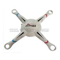 Wltoys V303 Parts-01 Upper Body Shell Cover,WL V303 Quadcopter parts
