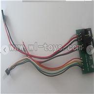 Wltoys V303 Parts-12 Data Plate With Plug,WL V303 Quadcopter parts