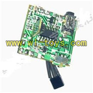 Koome K008 rc Helicopter parts-10 Circuit board,Receiver board