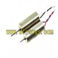 Koome K008 rc Helicopter parts-16 Main motor with long shaft & K-008 Main motor with short shaft