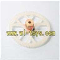 Koome K008 rc Helicopter parts-23 Lower main gear