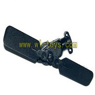 Koome K008 rc Helicopter parts-25 Tail blade & Tail cover & Tail gear