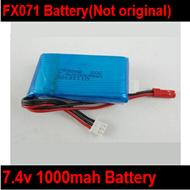 Feilun FX071 FX071C RC Helicopter Upgrade parts, FX071 FX071C Battery-7.4v 1000mAH battery