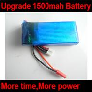 Feilun FX071 FX071C RC Helicopter Upgrade parts, FX071 FX071C 7.4v 1500mah 20C Li-Poli Battery