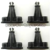 Feilun FX071 FX071C RC Helicopter parts, FX071-parts-09 Fixture for the head cover (4pcs)