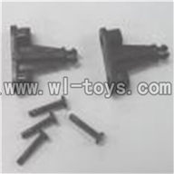 Feilun FX071 FX071C RC Helicopter parts, FX071-parts-10 Fixture for the head cover (2pcs)