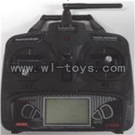 Feilun FX071 FX071C RC Helicopter parts, FX071-parts-22 Transmitter