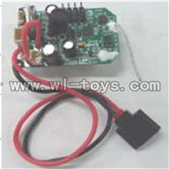 Feilun FX071 FX071C RC Helicopter parts, FX071-parts-23 Circuit board