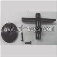 Feilun FX071 FX071C RC Helicopter parts, FX071-parts-24 Main shaft holder
