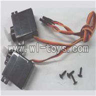 Feilun FX071 FX071C RC Helicopter parts, FX071-parts-25 Servos (2pcs)