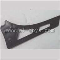 Feilun FX071 FX071C RC Helicopter parts, FX071-parts-32 Verticall wing