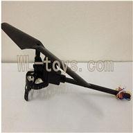 BoRong BR-6802 Quadcopter parts BR6802-parts-18 Whole leg unit 2(Black)