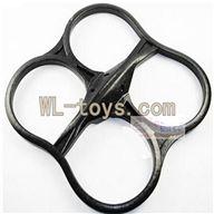 XinXun X30 X30V Quadcopter parts, Xinxun-X30-parts-09 Foam frame