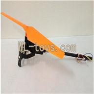 XinXun X30 X30V Quadcopter parts ,Xinxun-X30-parts-19 Whole leg unit 1(Orange)