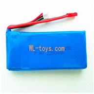 Attop toys YD 712 Quadcopter parts ,YD712 parts-05 Upgrade 2200mah battery