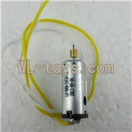 Attop toys YD 712 Quadcopter parts ,YD712 parts-12 Main motor with white and yellow wire
