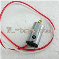 Attop toys YD 712 Quadcopter parts ,YD712 parts-13 Main motor with white and Red wire