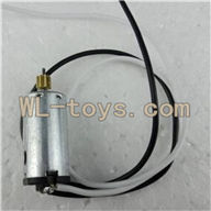 Attop toys YD 712 Quadcopter parts ,YD712 parts-14 Main motor with white and Black wire