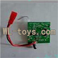Attop toys YD 712 Quadcopter parts ,YD712 parts-27 Circuit board