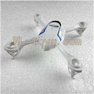 Attop toys YD 928 Quadcopter parts, YD928-Parts-01 Upper Cover (White)