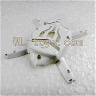 Attop toys YD 928 Quadcopter parts, YD928-Parts-02 Bottom cover frame-White