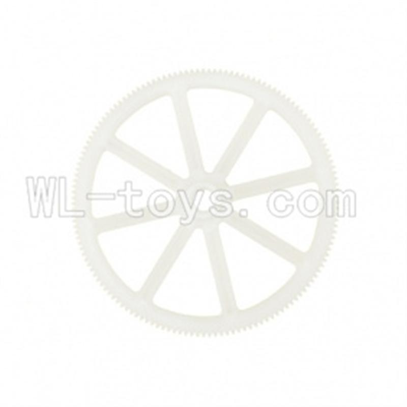 UDI U7 RC helicopter parts -09 Upper Main Gear