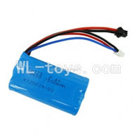 UDI U12 U12A RC helicopter parts-21 7.4v Li-Polymer Battery