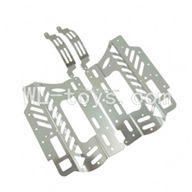 UDI U12 U12A RC helicopter parts-32 Metal Main Frame