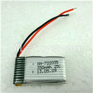 UDI U821 RC helicopter parts-04 Battery